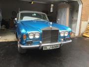 1972 ROLLS-ROYCE Rolls-Royce Silver Shadow Silver Shadow